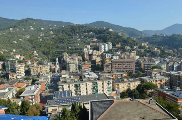 Appartamento in vendita a Recco, Montefiorito, Con giardino, 80 mq - Foto 4