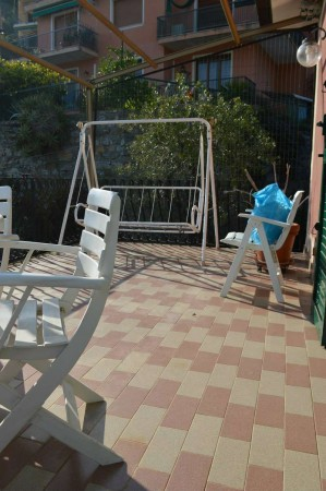 Appartamento in vendita a Recco, Montefiorito, Con giardino, 80 mq - Foto 11