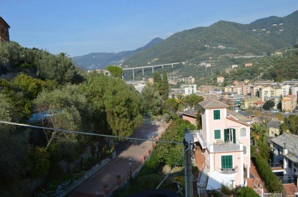Appartamento in vendita a Recco, Montefiorito, Con giardino, 80 mq - Foto 3