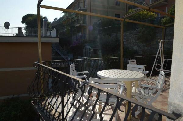 Appartamento in vendita a Recco, Montefiorito, Con giardino, 80 mq - Foto 8