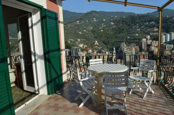 Appartamento in vendita a Recco, Montefiorito, Con giardino, 80 mq - Foto 10