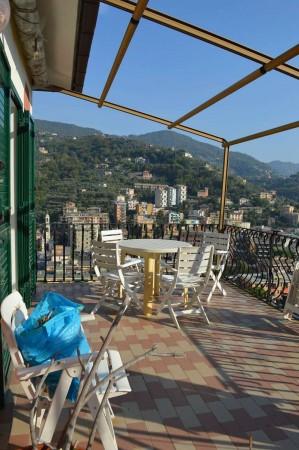 Appartamento in vendita a Recco, Montefiorito, Con giardino, 80 mq - Foto 12