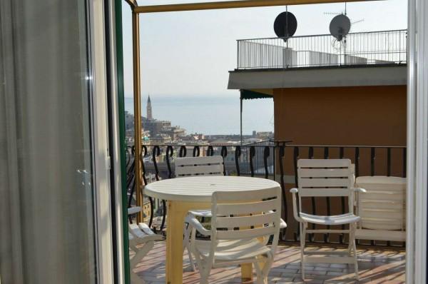 Appartamento in vendita a Recco, Montefiorito, Con giardino, 80 mq - Foto 14