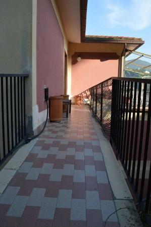 Appartamento in vendita a Recco, Montefiorito, Con giardino, 80 mq - Foto 18