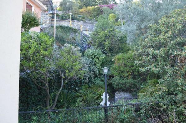 Appartamento in vendita a Recco, Montefiorito, Con giardino, 80 mq - Foto 22