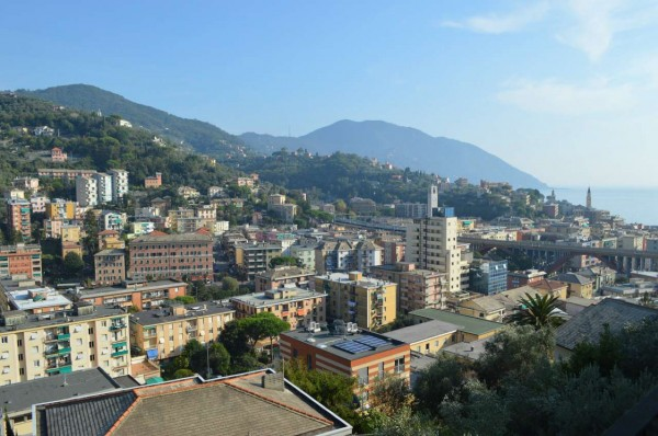 Appartamento in vendita a Recco, Montefiorito, Con giardino, 80 mq - Foto 5