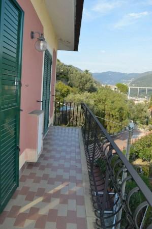 Appartamento in vendita a Recco, Montefiorito, Con giardino, 80 mq - Foto 25