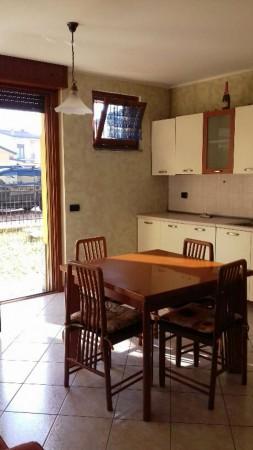 Appartamento in vendita a Cesate, Parco, Arredato, con giardino, 58 mq - Foto 11