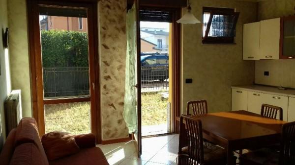 Appartamento in vendita a Cesate, Parco, Arredato, con giardino, 58 mq - Foto 9