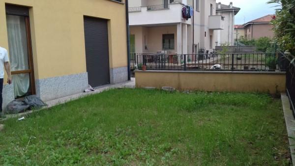 Appartamento in vendita a Cesate, Parco, Arredato, con giardino, 58 mq - Foto 13