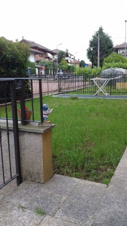 Appartamento in vendita a Cesate, Parco, Arredato, con giardino, 58 mq - Foto 12