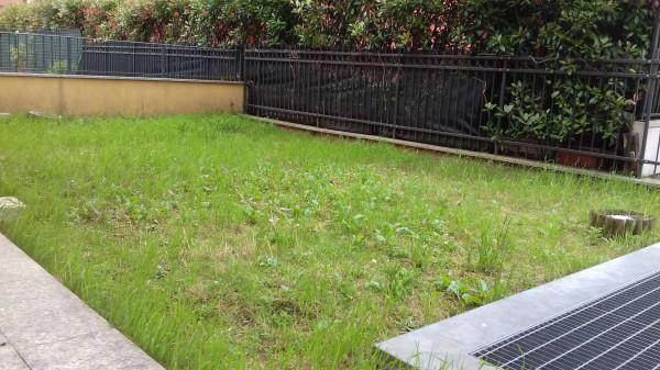 Appartamento in vendita a Cesate, Parco, Arredato, con giardino, 58 mq