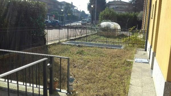 Appartamento in vendita a Cesate, Parco, Arredato, con giardino, 58 mq - Foto 6
