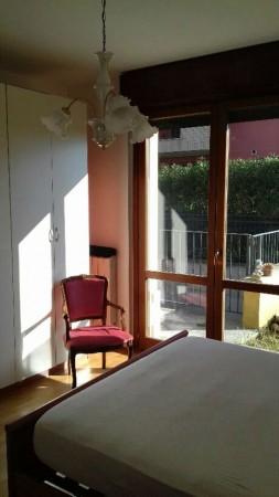 Appartamento in vendita a Cesate, Parco, Arredato, con giardino, 58 mq - Foto 4