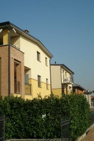 Appartamento in vendita a Cesate, Parco, Arredato, con giardino, 58 mq - Foto 7