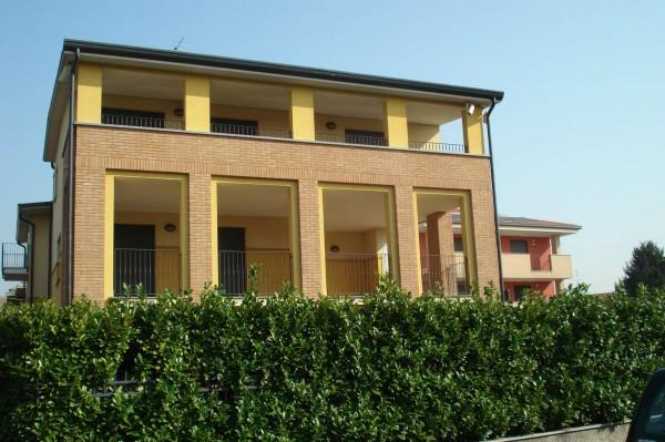 Appartamento in vendita a Cesate, Parco, Arredato, con giardino, 58 mq - Foto 8