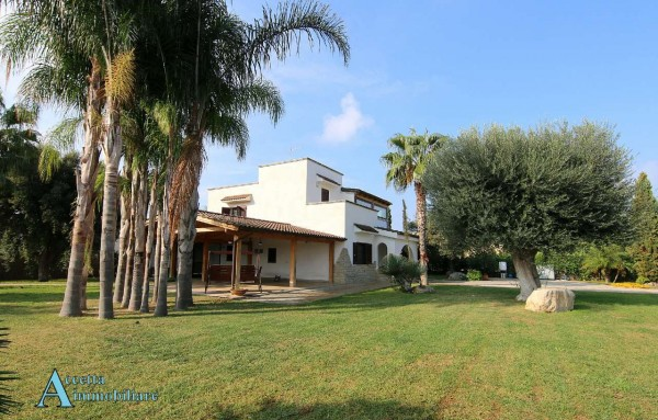 Villa in vendita a Taranto, Residenziale, Con giardino, 190 mq - Foto 1