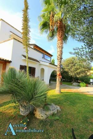 Villa in vendita a Taranto, Residenziale, Con giardino, 190 mq - Foto 14