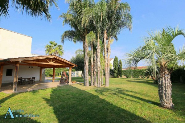Villa in vendita a Taranto, Residenziale, Con giardino, 190 mq - Foto 16