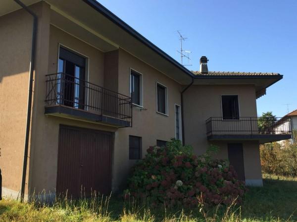 Villa in vendita a Leggiuno, Con giardino, 220 mq - Foto 8