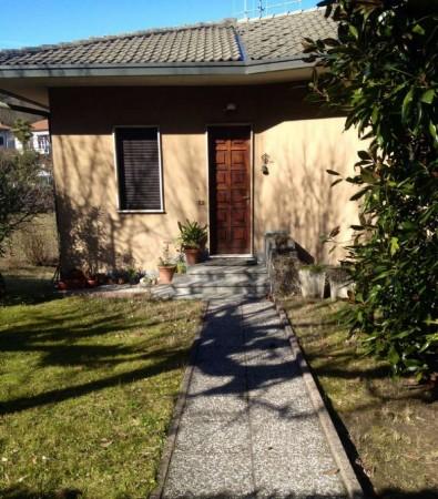 Villa in vendita a Leggiuno, Con giardino, 220 mq - Foto 3