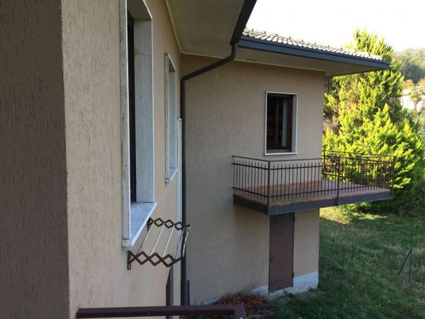 Villa in vendita a Leggiuno, Con giardino, 220 mq - Foto 9
