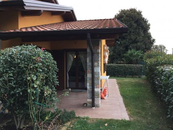 Villa in vendita a Monvalle, Con giardino, 182 mq - Foto 15