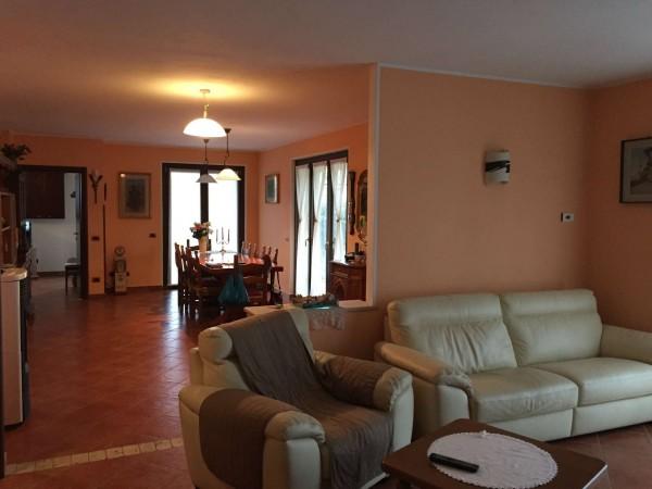 Villa in vendita a Monvalle, Con giardino, 182 mq - Foto 22
