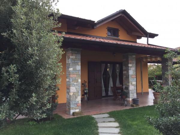 Villa in vendita a Monvalle, Con giardino, 182 mq - Foto 16