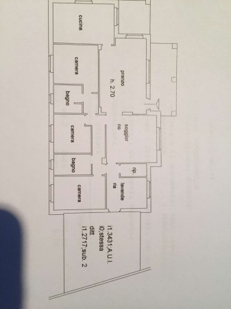 Villa in vendita a Monvalle, Con giardino, 182 mq - Foto 4