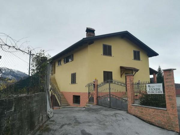 Casa indipendente in vendita a Montaldo di Mondovì, Centro, Con giardino, 200 mq