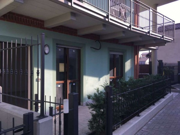 Appartamento in vendita a Candiolo, Centrale, Con giardino, 82 mq - Foto 19