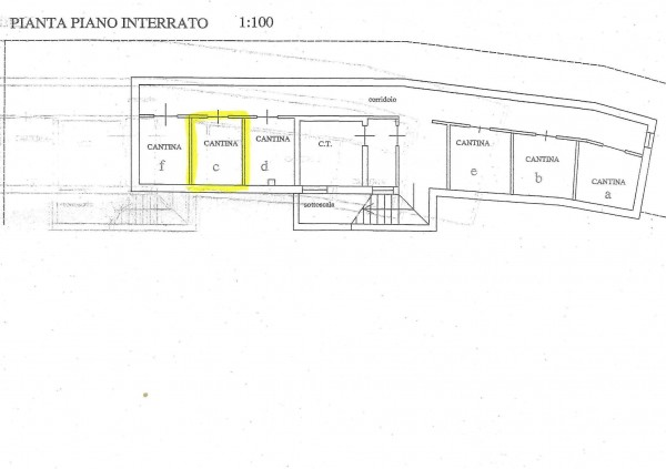 Appartamento in vendita a Candiolo, Centrale, Con giardino, 82 mq - Foto 2