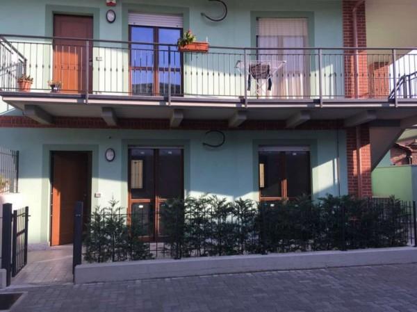 Appartamento in vendita a Candiolo, Centrale, Con giardino, 82 mq - Foto 7