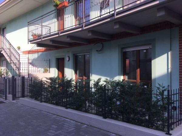 Appartamento in vendita a Candiolo, Centrale, Con giardino, 82 mq - Foto 4