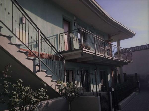 Appartamento in vendita a Candiolo, Centrale, Con giardino, 82 mq - Foto 20