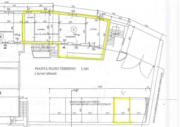 Appartamento in vendita a Candiolo, Centrale, Con giardino, 82 mq - Foto 3