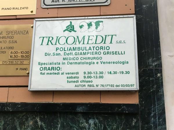 Locale Commerciale  in vendita a Torino, Residenziale, Arredato, 180 mq - Foto 46