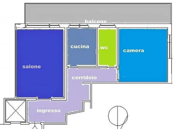 Appartamento in vendita a Roma, Magliana, 80 mq - Foto 27