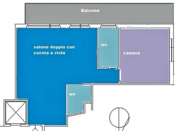 Appartamento in vendita a Roma, Magliana, 80 mq - Foto 19