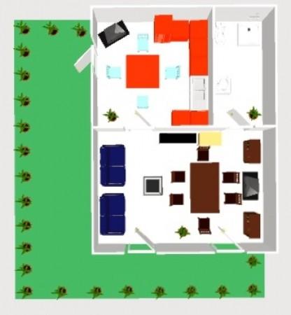 Villa in vendita a San Giuliano Terme, Asciano, Con giardino, 100 mq