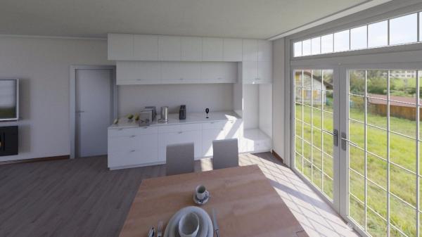 Appartamento in vendita a Subbiano, La Vigna, Con giardino, 84 mq - Foto 3
