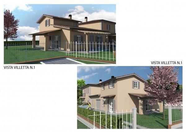 Appartamento in vendita a Subbiano, La Vigna, Con giardino, 84 mq - Foto 7