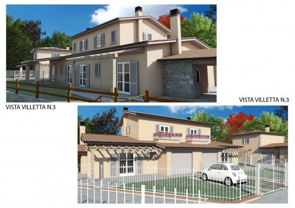 Appartamento in vendita a Subbiano, La Vigna, Con giardino, 84 mq - Foto 1