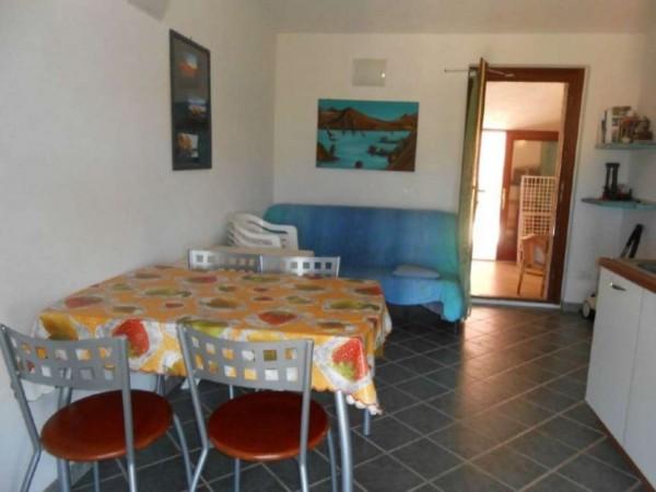 Villetta a schiera in vendita a Aglientu, Via Della Sughereta Vignola Mare, Arredato, con giardino, 80 mq - Foto 9