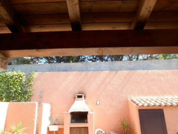 Villetta a schiera in vendita a Aglientu, Via Della Sughereta Vignola Mare, Arredato, con giardino, 80 mq - Foto 5