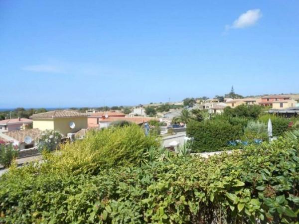 Villetta a schiera in vendita a Aglientu, Via Della Sughereta Vignola Mare, Arredato, con giardino, 80 mq - Foto 3
