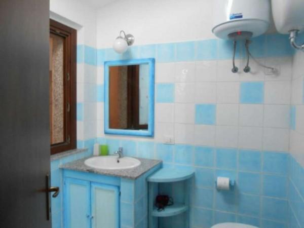 Villetta a schiera in vendita a Aglientu, Via Della Sughereta Vignola Mare, Arredato, con giardino, 80 mq - Foto 15