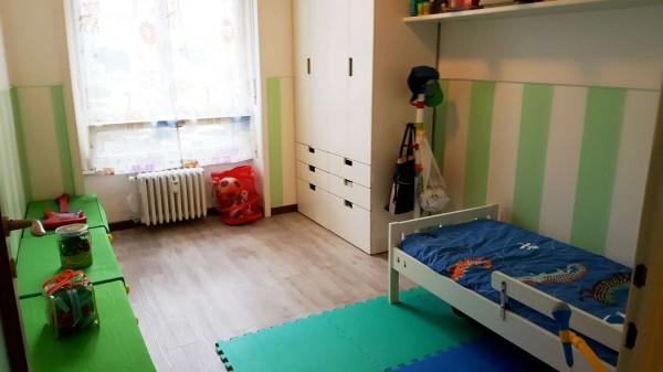 Appartamento in vendita a Milano, Con giardino, 95 mq - Foto 12