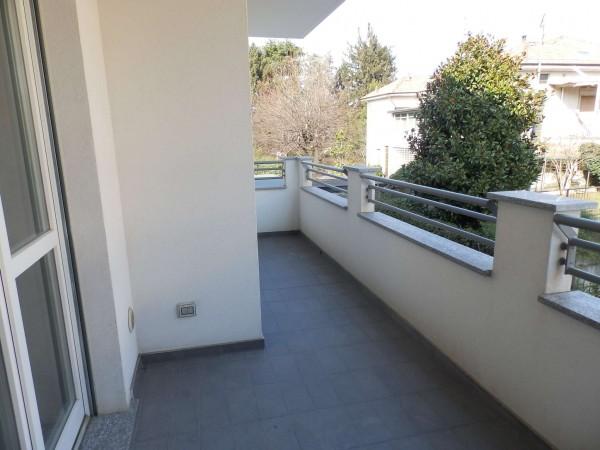 Appartamento in vendita a Giussano, Centrale, 82 mq - Foto 12